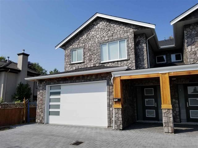 1/2 Duplex for sale in Brighouse South, Richmond, Richmond, 8511 Blundell Road, 262509124 | Realtylink.org