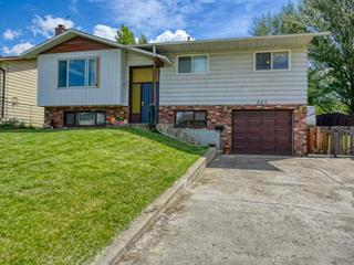 House for sale in Williams Lake - City, Williams Lake, Williams Lake, 260 Dodwell Street, 262486058 | Realtylink.org