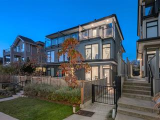 Townhouse for sale in Hastings, Vancouver, Vancouver East, 1847 Adanac Street, 262533228 | Realtylink.org