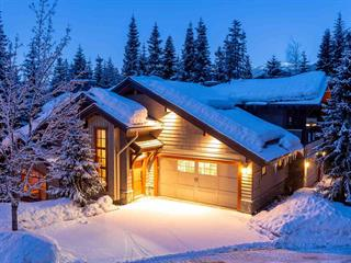 Townhouse for sale in Nordic, Whistler, Whistler, 2 2500 Taluswood Place, 262533163 | Realtylink.org