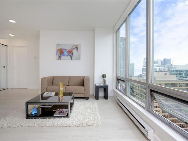 Apartment for sale in West End VW, Vancouver, Vancouver West, 2505 1200 W Georgia Street, 262516667 | Realtylink.org