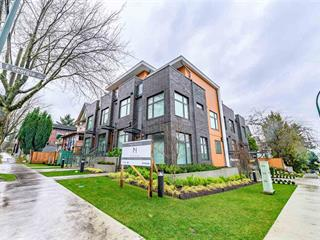 Townhouse for sale in Hastings, Vancouver, Vancouver East, Th2 1882 E Georgia Street, 262525444 | Realtylink.org