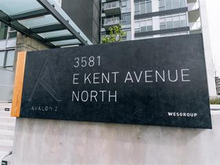 Apartment for sale in South Marine, Vancouver, Vancouver East, 507 3581 E Kent Avenue North, 262515800 | Realtylink.org