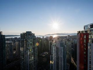 Apartment for sale in Coal Harbour, Vancouver, Vancouver West, 3904 1189 Melville Street, 262526254   Realtylink.org