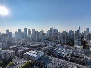 Apartment for sale in Yaletown, Vancouver, Vancouver West, 3201 1008 Cambie Street, 262527407 | Realtylink.org