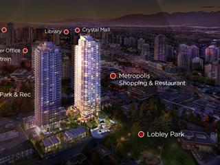 Apartment for sale in Metrotown, Burnaby, Burnaby South, 2910 6538 Nelson Avenue, 262531559 | Realtylink.org