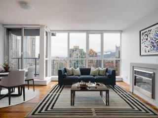Apartment for sale in Downtown VW, Vancouver, Vancouver West, 2501 1199 Seymour Street, 262531203 | Realtylink.org