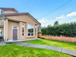 1/2 Duplex for sale in East Burnaby, Burnaby, Burnaby East, 8422 14th Avenue, 262530703 | Realtylink.org