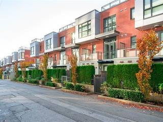 Townhouse for sale in Oakridge VW, Vancouver, Vancouver West, 6340 Ash Street, 262529966 | Realtylink.org
