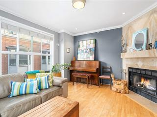 Townhouse for sale in Fairview VW, Vancouver, Vancouver West, 4 877 W 7th Avenue, 262527524 | Realtylink.org