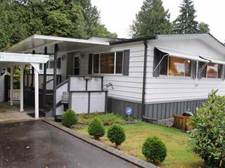 Manufactured Home for sale in Central Meadows, Pitt Meadows, Pitt Meadows, 19629 Poplar Drive Drive, 262523579 | Realtylink.org
