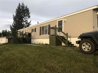 Manufactured Home for sale in Williams Lake - Rural West, Williams Lake, Williams Lake, 36 997 Chilcotin 20 Highway, 262523986 | Realtylink.org