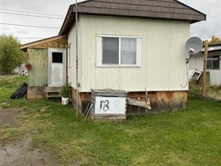 Manufactured Home for sale in Fort St. James - Town, Fort St. James, Fort St. James, 18 862 Bc Spruce Road, 262525578 | Realtylink.org