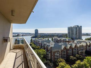 Apartment for sale in Quay, New Westminster, New Westminster, 1203 1185 Quayside Drive, 262532616 | Realtylink.org