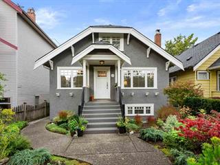 House for sale in Point Grey, Vancouver, Vancouver West, 4539 W 8th Avenue, 262530131 | Realtylink.org