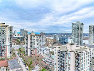 Apartment for sale in Downtown NW, New Westminster, New Westminster, 2103 850 Royal Avenue, 262479272 | Realtylink.org