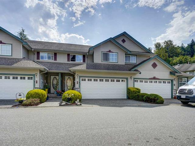 Townhouse for sale in Promontory, Chilliwack, Sardis, 35 46360 Valleyview Road, 262501641 | Realtylink.org