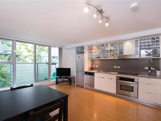 Apartment for sale in Downtown VE, Vancouver, Vancouver East, 502 168 Powell Street, 262492972   Realtylink.org