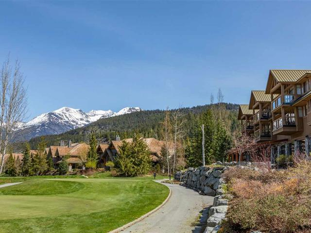 Apartment for sale in Green Lake Estates, Whistler, Whistler, 206 8080 Nicklaus North Boulevard, 262474537 | Realtylink.org