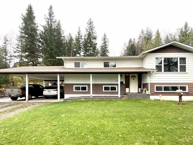House for sale in Esler/Dog Creek, Esler / Dog Creek, Williams Lake, 115 Gibbon Road, 262532497 | Realtylink.org