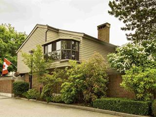 Townhouse for sale in Quilchena, Vancouver, Vancouver West, 2147 McMullen Avenue, 262490444 | Realtylink.org