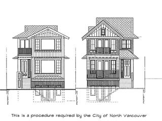 Lot for sale in Central Lonsdale, North Vancouver, North Vancouver, 410 W 15th Street, 262461325   Realtylink.org