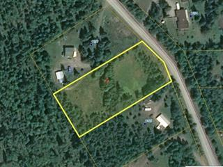 Lot for sale in Quesnel - Rural West, Quesnel, Quesnel, Lot 60 Marsh Road, 262502734 | Realtylink.org