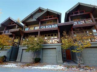 Townhouse for sale in Benchlands, Whistler, Whistler, 6 4668 Blackcomb Way, 262534391 | Realtylink.org