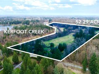 Agri-Business for sale in Campbell Valley, Langley, Langley, 430 232 Street, 224936905 | Realtylink.org