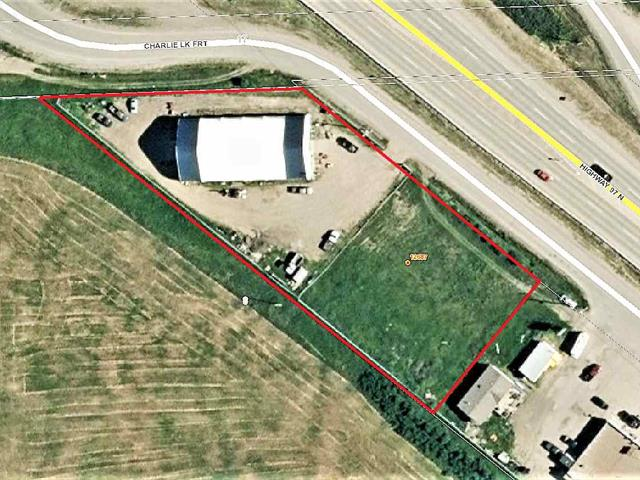 Industrial for sale in Lakeshore, Charlie Lake, Fort St. John, 12687 Charlie Lake Frontage Road, 224937246 | Realtylink.org