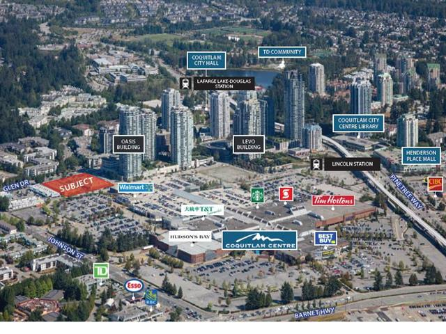 Commercial Land for sale in North Coquitlam, Coquitlam, Coquitlam, 2918 Glen Drive, 224936732 | Realtylink.org