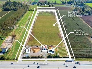 Agri-Business for sale in Serpentine, Surrey, Cloverdale, 3386 176 Street, 224939565 | Realtylink.org