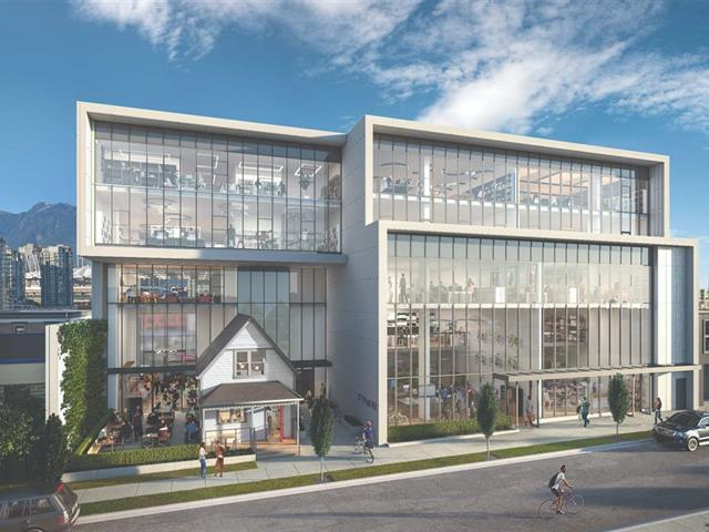 Office for sale in False Creek, Vancouver, Vancouver West, 308 63 W 6th Avenue, 224940704 | Realtylink.org