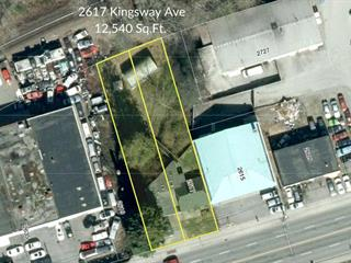 Industrial for sale in Central Pt Coquitlam, Port Coquitlam, Port Coquitlam, 2617 Kingsway Avenue, 224940576 | Realtylink.org
