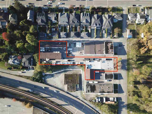 Industrial for sale in Uptown NW, New Westminster, New Westminster, 518 520 Sharpe Street, 224939679 | Realtylink.org