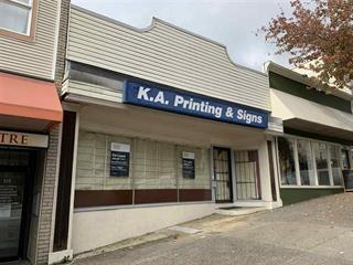 Retail for lease in Lower Lonsdale, North Vancouver, North Vancouver, 219 Lonsdale Avenue, 224939652 | Realtylink.org