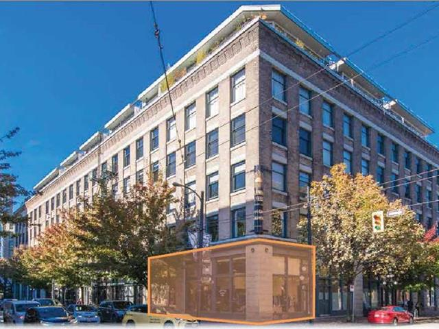Retail for sale in Downtown VE, Vancouver, Vancouver East, 299 Columbia Street, 224940069 | Realtylink.org