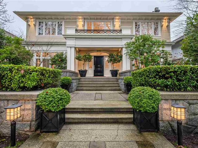 House for sale in Shaughnessy, Vancouver, Vancouver West, 4570 Beverly Crescent, 262548278 | Realtylink.org