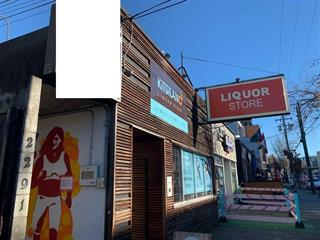 Retail for lease in Kitsilano, Vancouver, Vancouver West, 2291 W Broadway Avenue, 224940452   Realtylink.org