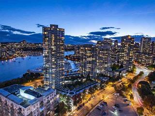 Apartment for sale in Yaletown, Vancouver, Vancouver West, 2418 89 Nelson Street, 262536021   Realtylink.org