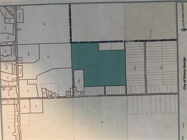 Commercial Land for sale in South Blackburn, Prince George, PG City South East, Overland Road, 224935709 | Realtylink.org