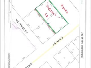 Commercial Land for sale in Downtown NW, New Westminster, New Westminster, 68 Sixth Street, 224930479 | Realtylink.org