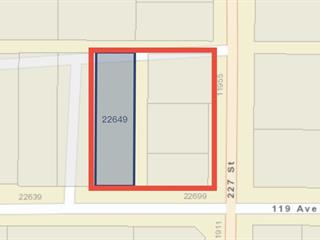 Commercial Land for sale in East Central, Maple Ridge, Maple Ridge, 22649 119 Avenue, 224937995 | Realtylink.org