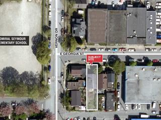 Commercial Land for sale in Strathcona, Vancouver, Vancouver East, 1214 E Georgia Street, 224940172 | Realtylink.org