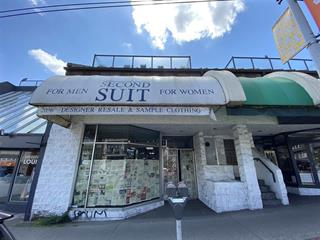 Retail for lease in Kitsilano, Vancouver, Vancouver West, 2036 W 4th Avenue, 224937495   Realtylink.org