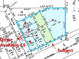 Commercial Land for sale in Beaverley, Prince George, PG Rural West, 8180 W 16 Highway, 224938771 | Realtylink.org
