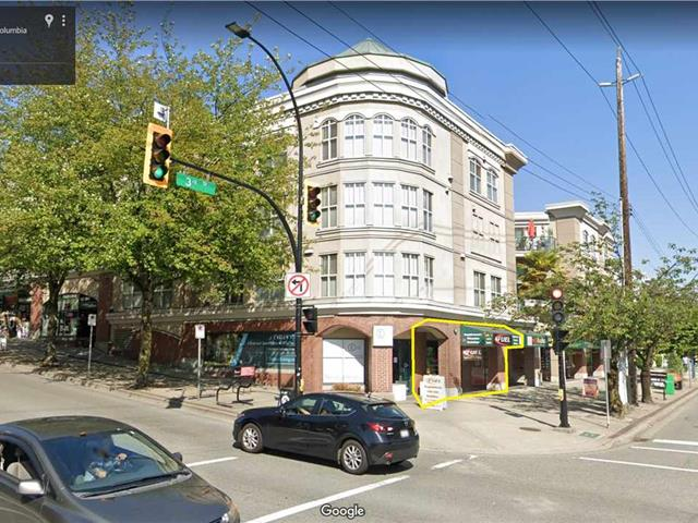 Retail for sale in Lower Lonsdale, North Vancouver, North Vancouver, 104 E 3 Street, 224938448 | Realtylink.org