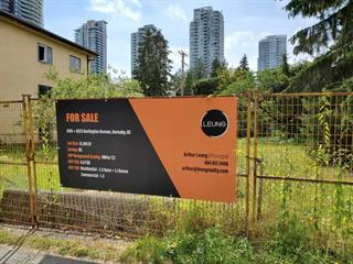 Commercial Land for sale in Metrotown, Burnaby, Burnaby South, 6515-6525 Burlington Avenue, 224938494 | Realtylink.org