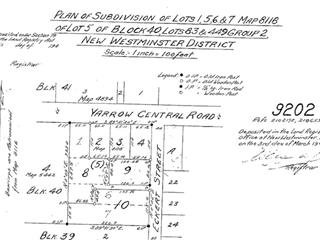 Commercial Land for sale in Yarrow, Yarrow, 42186-42192 Yarrow Central Road, 224938324 | Realtylink.org