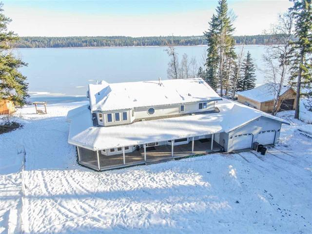 House for sale in Quesnel - Rural North, Quesnel, Quesnel, 4930 Ten Mile Lake Road, 262543143 | Realtylink.org